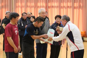 優勝:綾里地区公民館